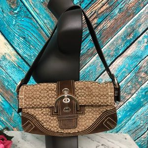 Coach Vintage Shoulder Hobo Bag
